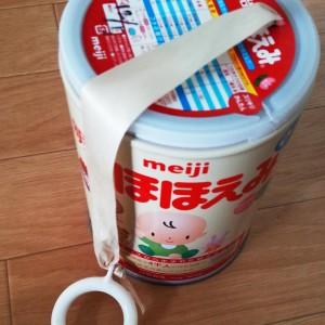 手作りおもちゃ002_ミルク缶 (1)